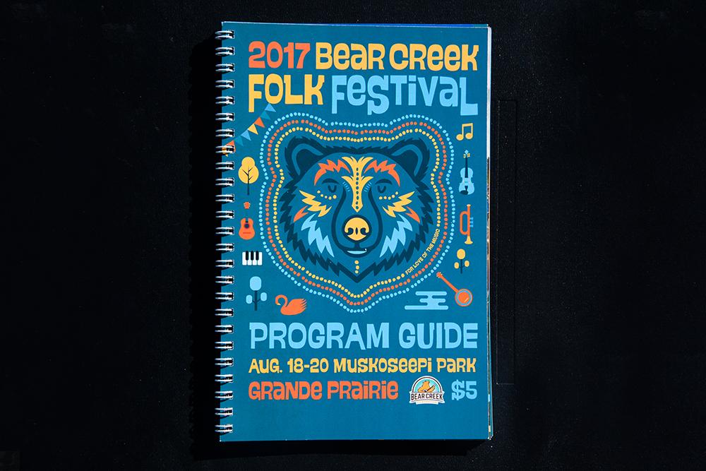 2017-Bear-Creek-Folk-Festival-Program-cover-by-Jacqueline-McDonald-Rebel-Bent