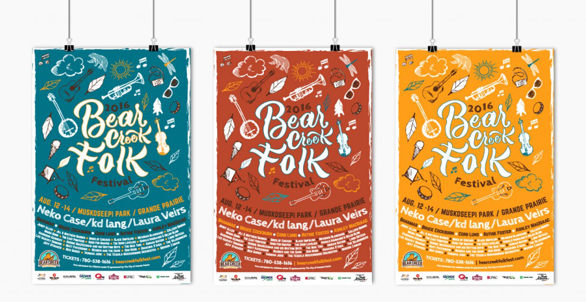 Bear-Creek-Folk-Festival-2016-poster-by Jacqueline McDonald at Rebel Bent